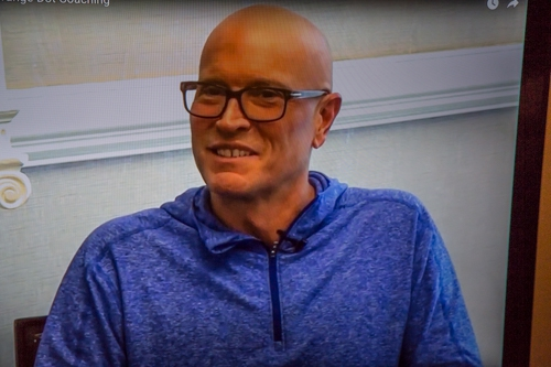 Interview with Rex Chapman